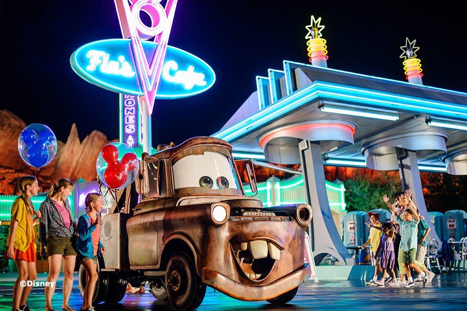 Disney California Adventure 174 Park Pavilions