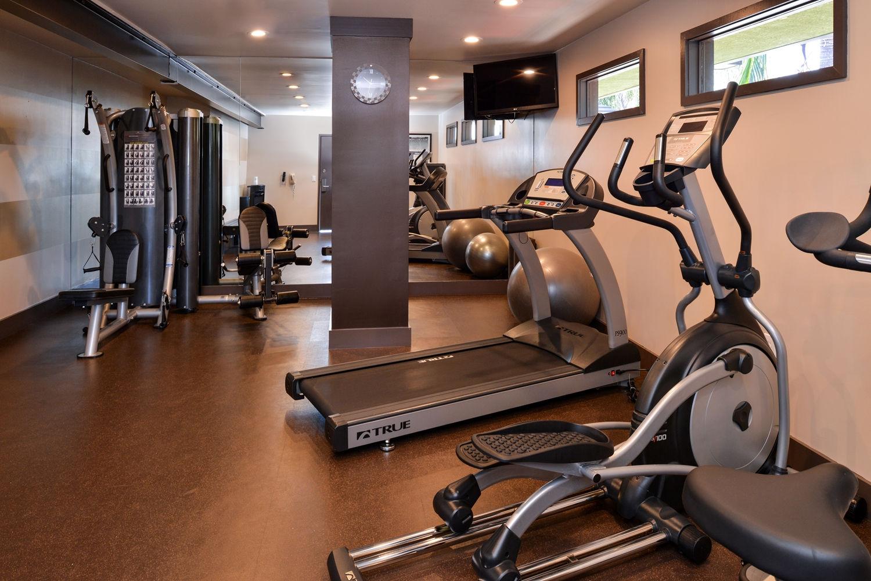 Disney Hotel Gym