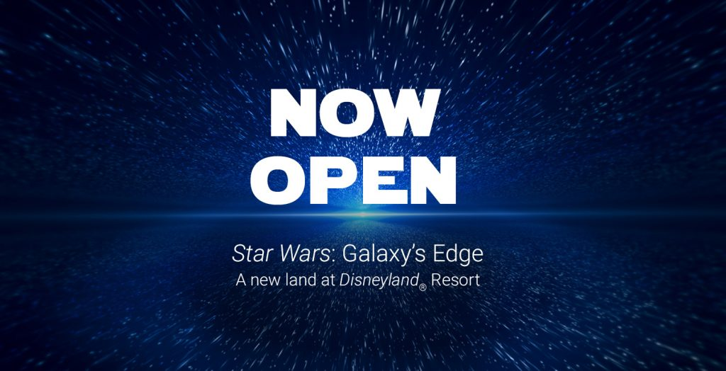 Now Open Disneyland Hotel News